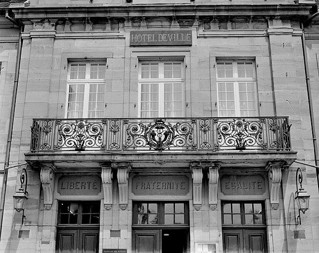 Garde-corps de balcon