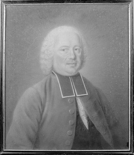 Dessin : portrait de Jean-Théobalde Goetzmann