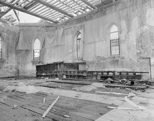 siège liturgique protestant