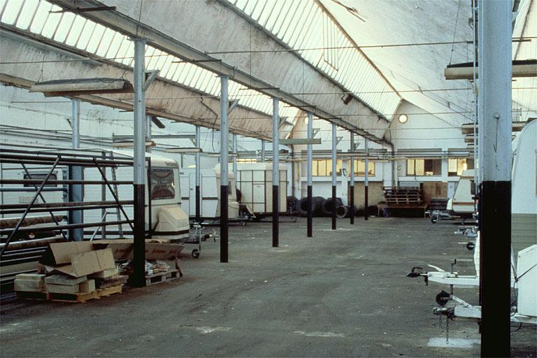 tissage dit usine de la Société cotonnière de Dampierre
