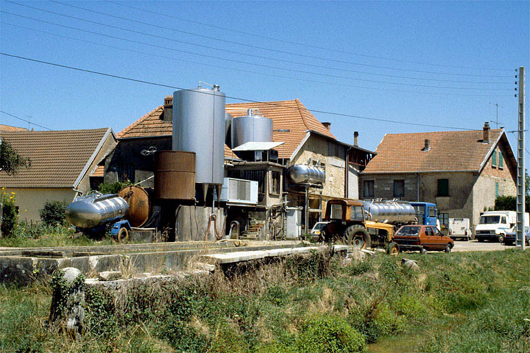 ferme, fromagerie
