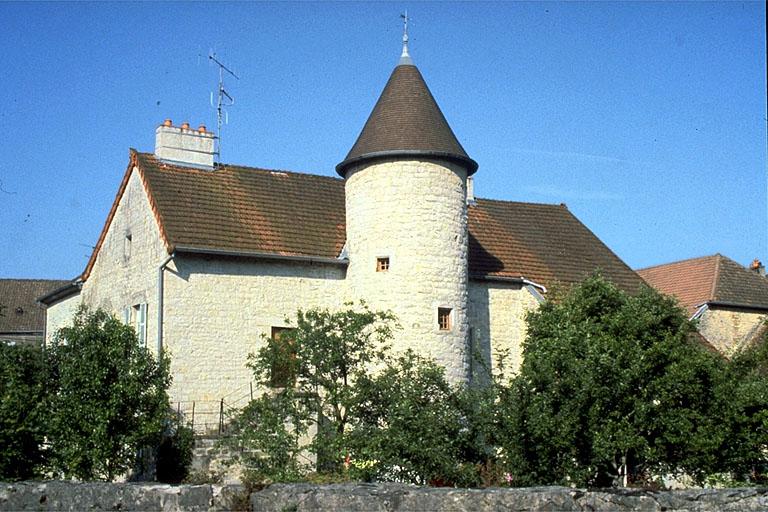 demeure (logement patronal) dite château Nardin
