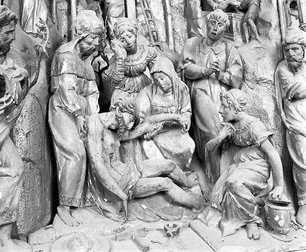 Polyptyque de l'autel majeur