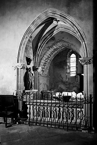 Monument funéraire d'Amé de Chalon
