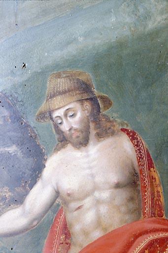 Diptyque de sainte Madeleine : Repas chez Simon le Pharisien ; Apparition du Christ