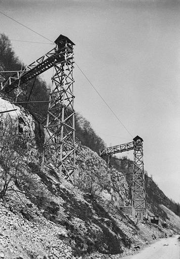 Viaduc des Crottes (voie ferrée Andelot - La Cluse)
