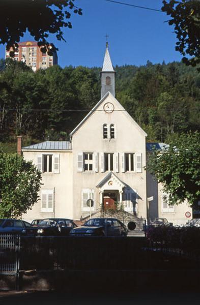 Hôpital et maternité, puis maison de retraite et musée de la Lunetterie