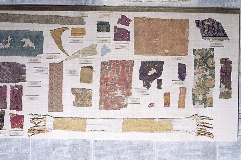 Morceaux de tissu