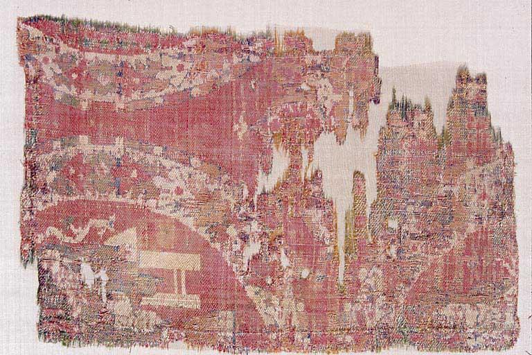 Fragment de pièce de tissu (n° 3)