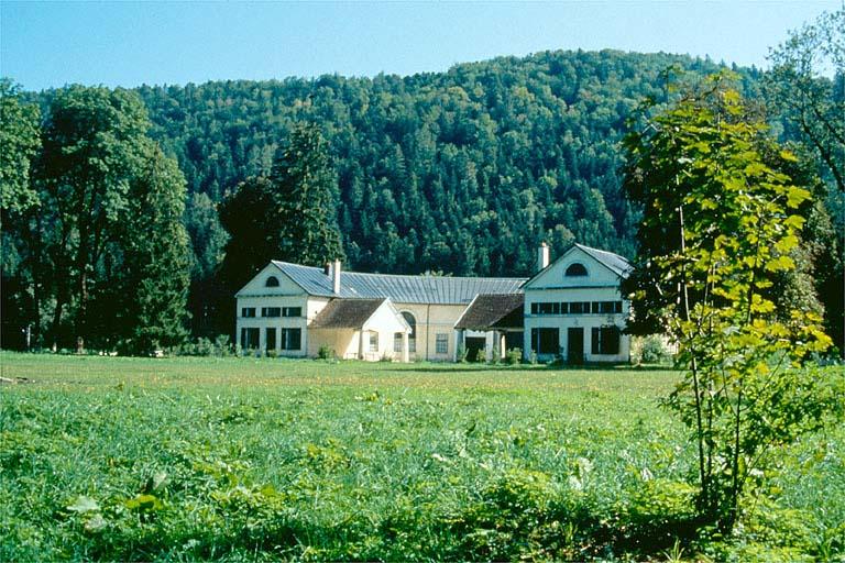 Demeure d'industriel dite Château de Syam ou villa palladienne