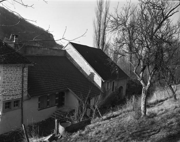 Moulin à blé, minoterie
