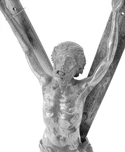 Statuette : saint André