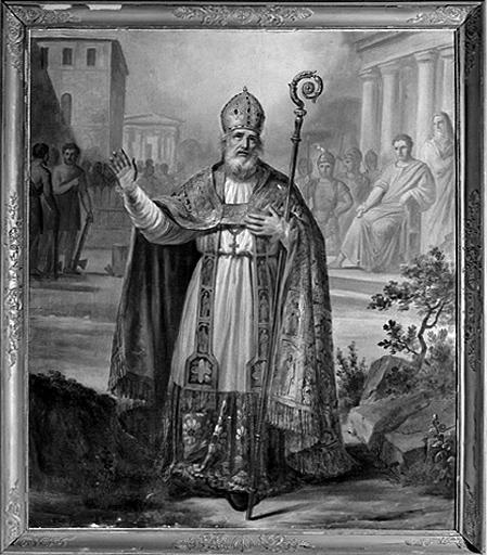 Tableau : saint Denis