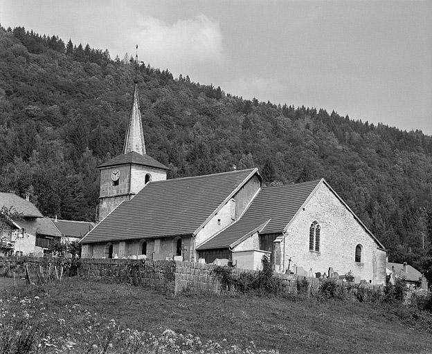 Église paroissiale Saint-Cyr et Sainte-Julitte