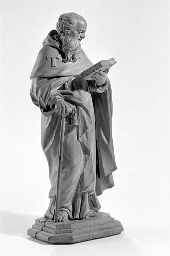 statuette : saint Antoine (n° 3)