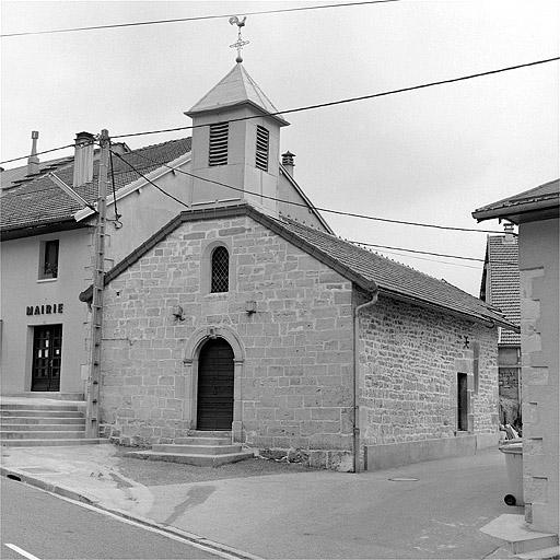 Chapelle de la Nativité-de-la-Vierge