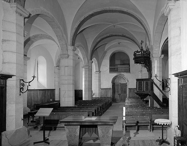 Église paroissiale Saint-Francois-de-Sales