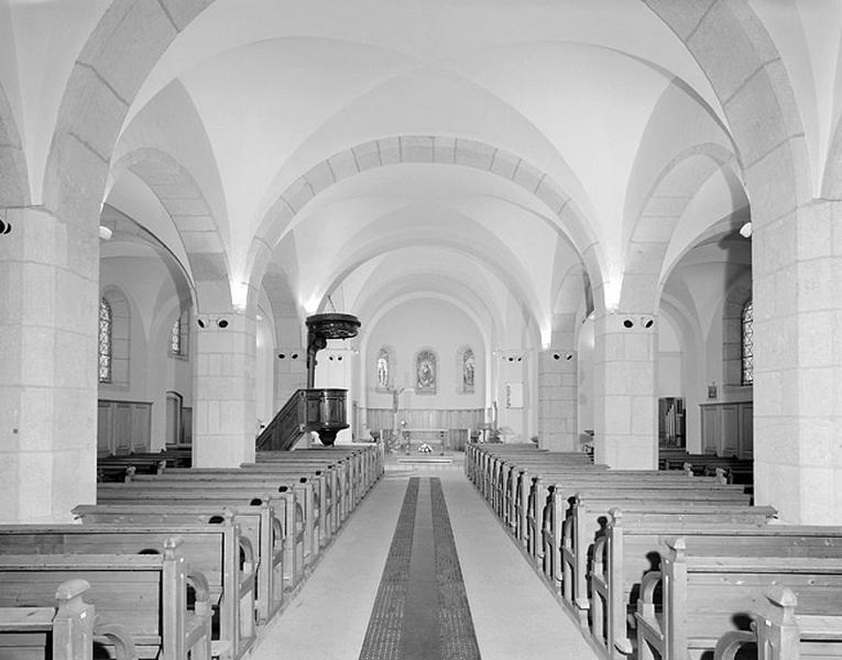 Église paroissiale de la Nativité-de-la-Vierge