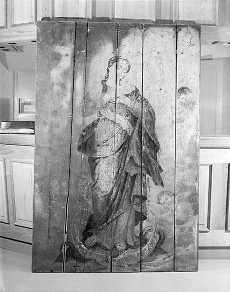 Tableau : Vierge de l'Immaculée Conception