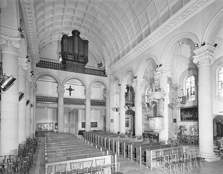 Le mobilier de l'église paroissiale de l'Assomption