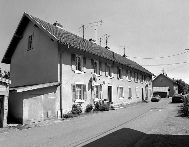 Cité ouvrière du Pâquis