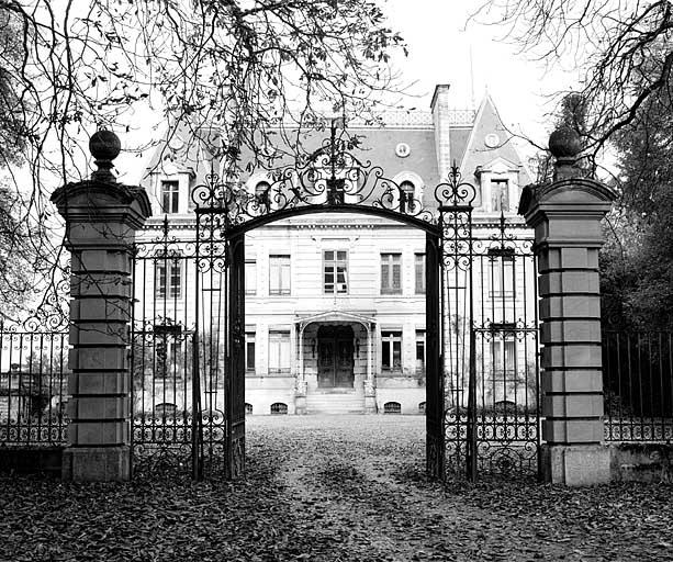 Demeure d'industriel dite Château Léon Viellard