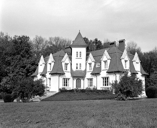 Demeure d'industriel dite Château Etienne Viellard