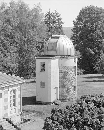 Abri d'instrument équatorial dit bâtiment de l'astrographe