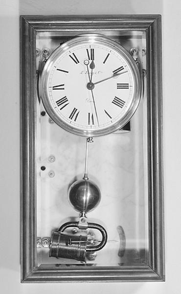 Horloge électrique Leroy