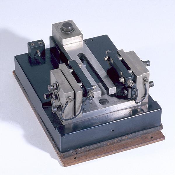 Générateur d'ondes sonores (diapason)
