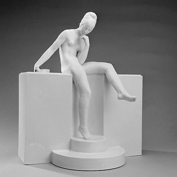 Statuette : Diane