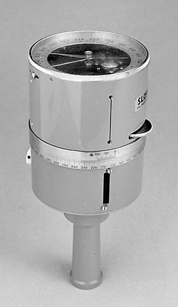 2 instruments de mesure des angles (pantomètres SLOM dits goniasmomètres)