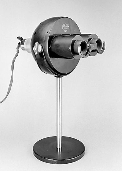 lampe électrique Zeiss pour photomètre de Pulfrich