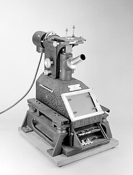 microscope métallographique BBT Krauss