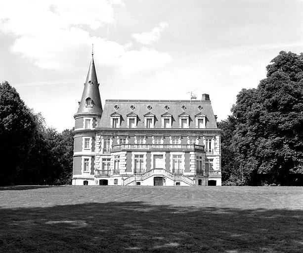 Demeure d'industriel dite Château des Tourelles