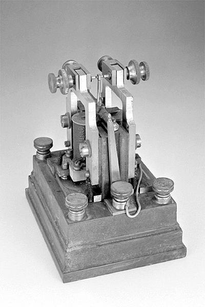 6 instruments de préparation (relais électriques de synchronisation)