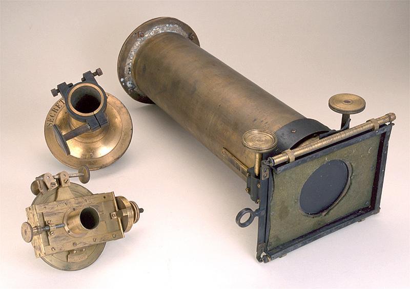 Instrument de mesure des longueurs (micromètre Secrétan)