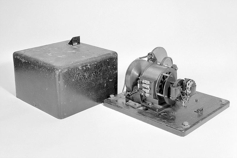 Générateur d'ondes sonores (moteur phonique Muirhead n° 79137)