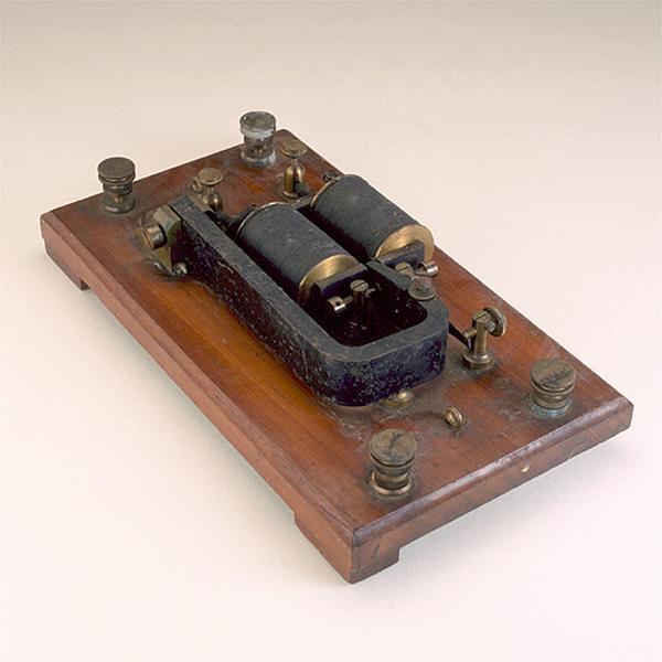 Instrument de préparation (relais électrique polarisé)
