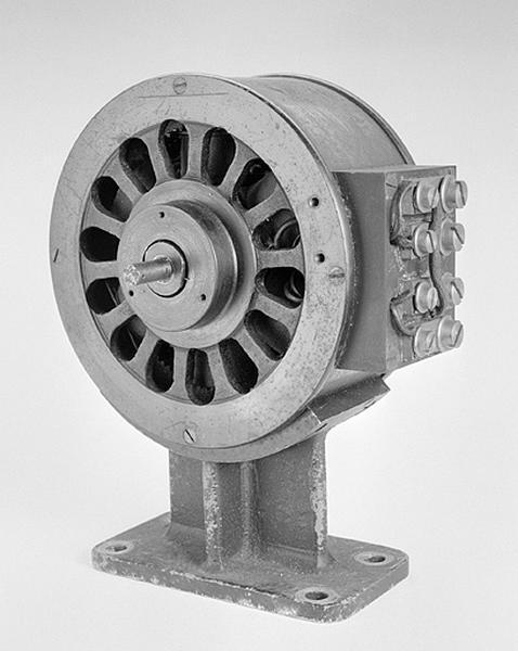 Générateur d'ondes sonores (dit moteur phonique) Muirhead n° 78738