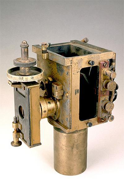 Instrument de mesure des longueurs (micromètre)
