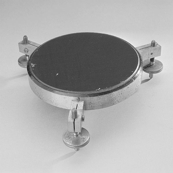 Instrument de préparation (horizon artificiel)