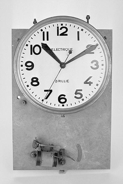 2e horloge électrique Brillié