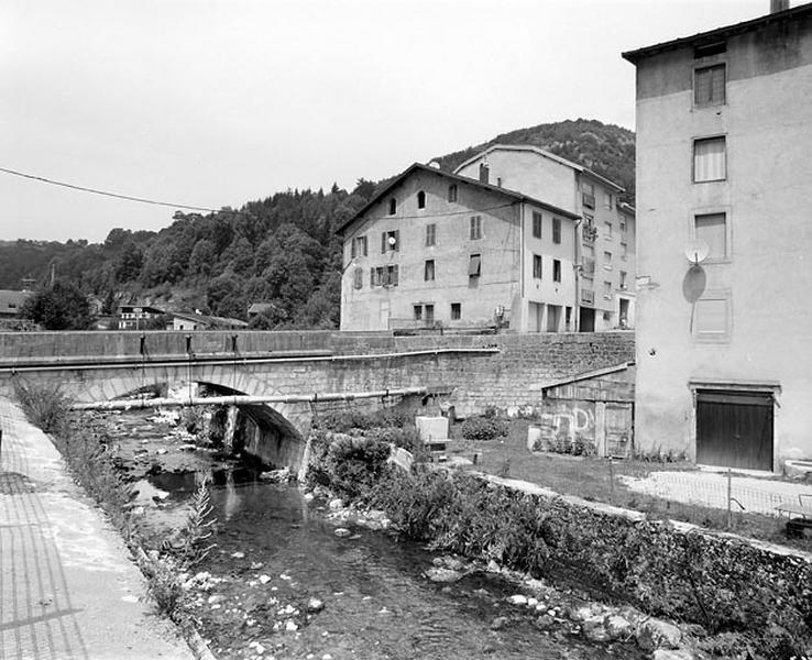 pont routier dit pont de l'Affaitioux