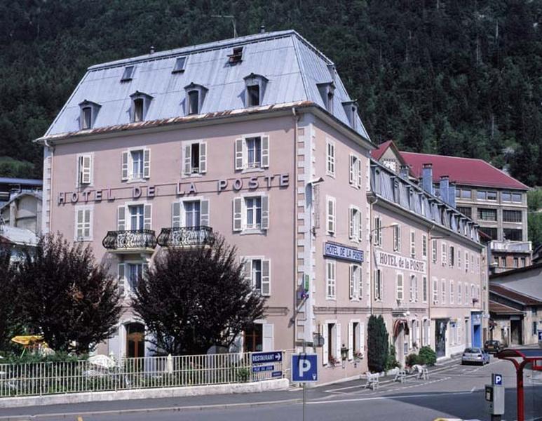 relais de poste et hôtel de voyageurs dit hôtel de la Poste