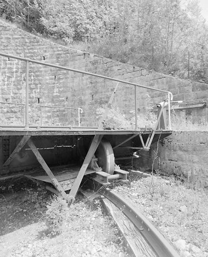 Pont mobile (pont tournant)