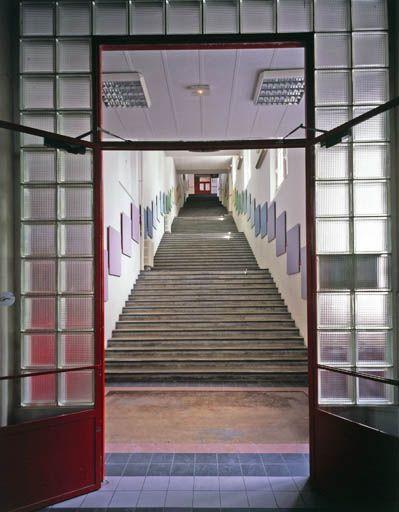 École professionnelle dite Ecole nationale d'Optique puis lycée polyvalent Victor Bérard