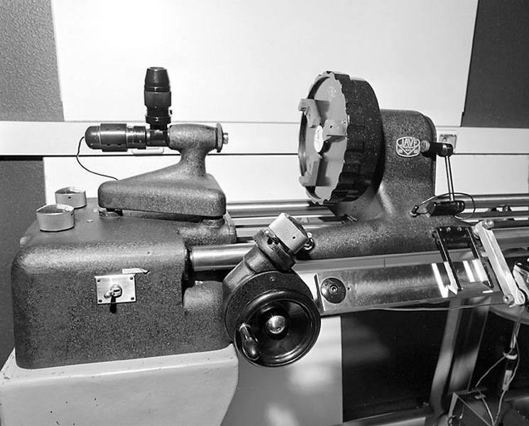 instrument de démonstration en optique (banc d'optique Clavé)