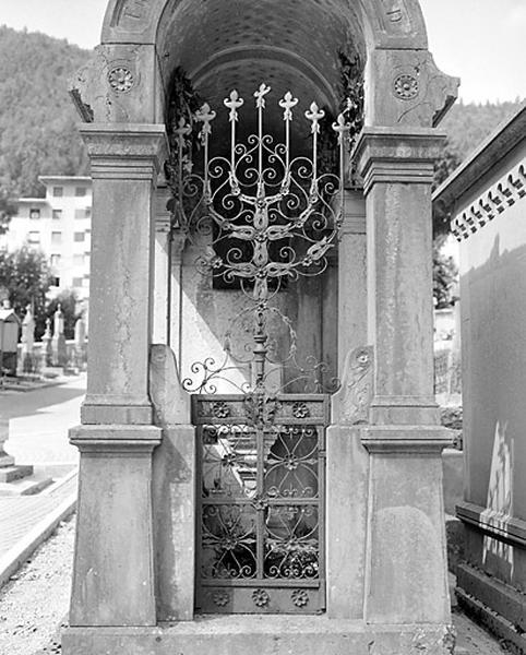 Chapelle funéraire de Camille-Ernest Morel-Mottet