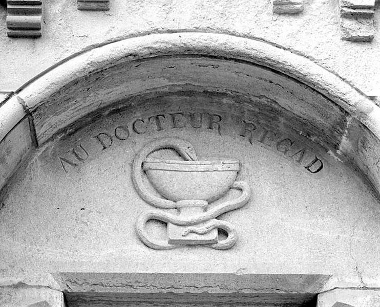 Chapelle funéraire du docteur Regad